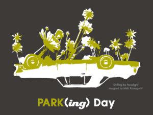 Park (ing) Day – Pressemitteilung Update